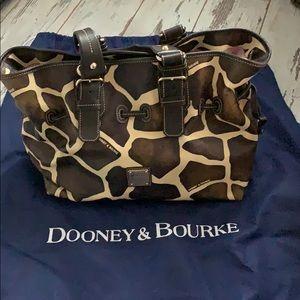 Original Dooney & Bourke Leather purse.